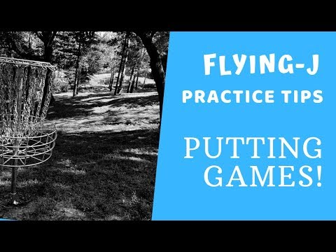 Practice Tips: The Best Putting Games!