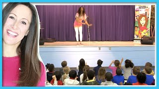 Be Responsible Children's Song   Be Responsible Safe Respectful   Patty Shukla
