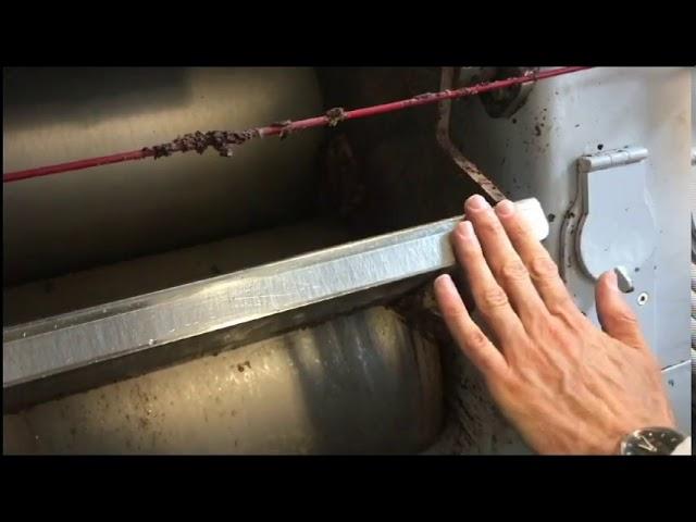 Agro   Utilisation vapeur sèche pour le nettoyage