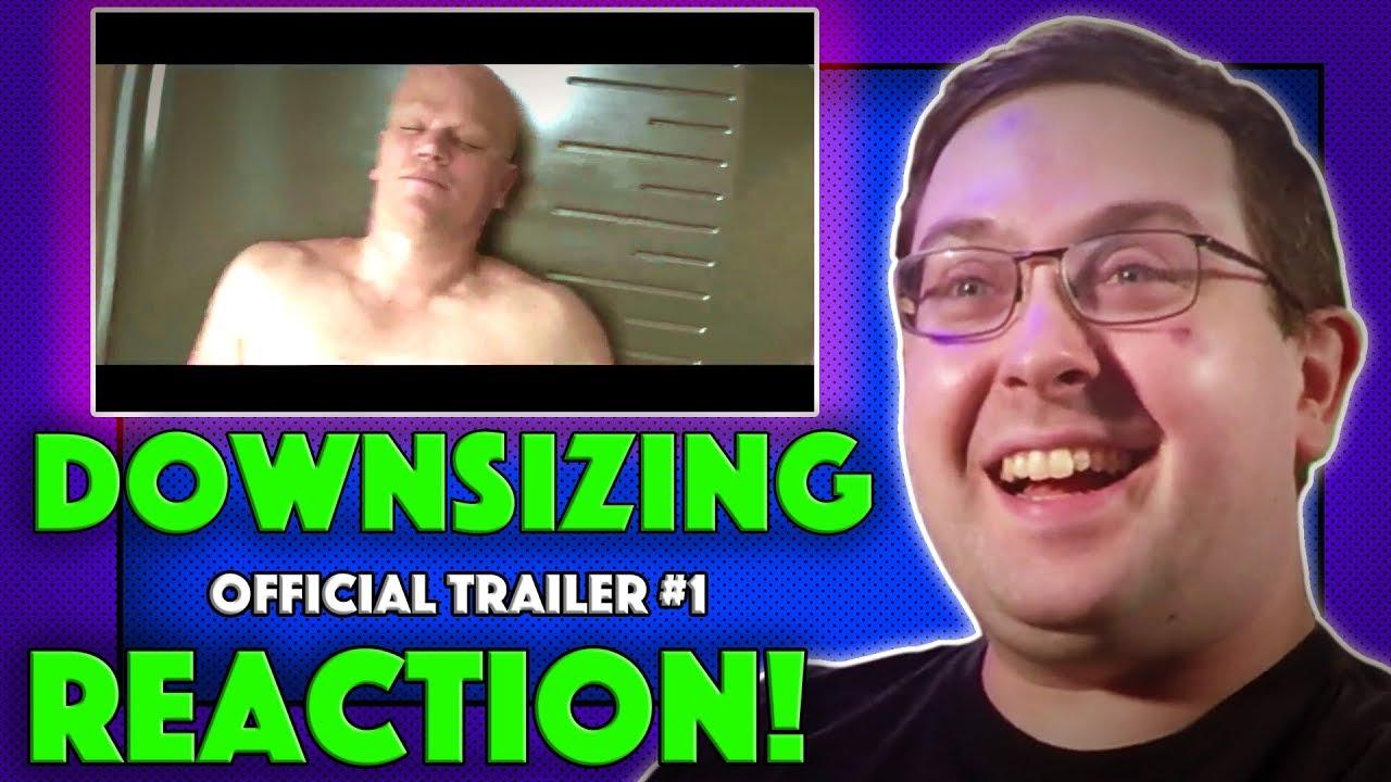 Download REACTION! Downsizing Trailer #1- Matt Damon Movie 2017