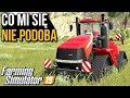 5 rzeczy, które mi się nie podobają   Farming Simulator 19