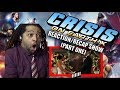 CRISIS ON EARTH-X PART ONE (SUPERGIRL SEASON 3 EPISODE 8) REACTION & RECAP SHOW