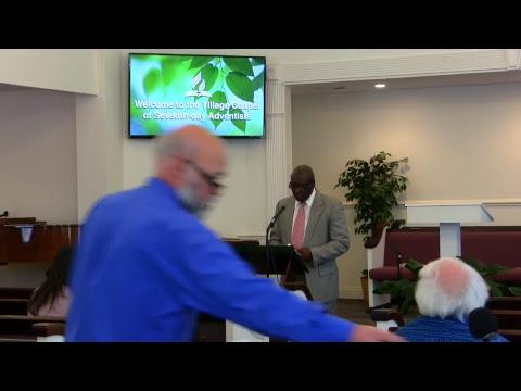 20180203 Sabbath School - Charles Joseph