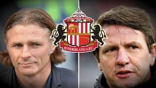 WHO SHOULD BE THE NEXT SUNDERLAND MANAGER?