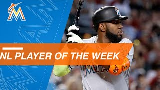 NL Player of the Week: Marcell Ozuna