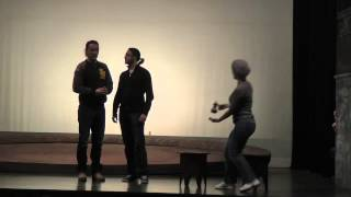 "Proba opere ""ALMA"" (Probe zur Oper ""ALMA"")-  Jasmin Osmanagić"
