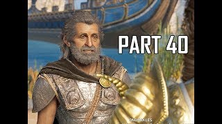 ASSASSIN'S CREED ODYSSEY Walkthrough Part 40 - Hangover (Let's Play Commentary)