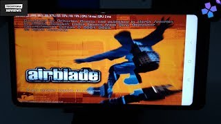 AirBlade & Aggressive Inline DamonPS2 Pro PS2 Games on smartphones/Android/Gameplay