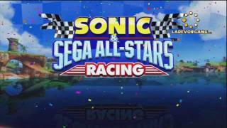 Let´s Play[Together]:  Sonic & SEGA All-Stars Racing(1) [Deutsch]