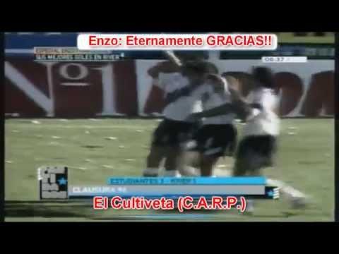 Especial Enzo Francescoli - Completo - (Partidazos) - El Cultiveta (C.A.R.P.)