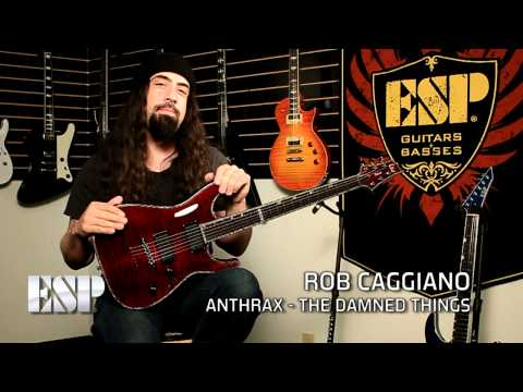 ESP Guitars: Rob Caggiano Sweepstakes
