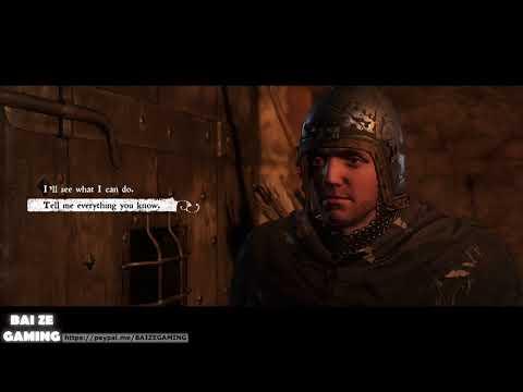 Kingdom Come Deliverance 35   Interrogating Jezhek! Robber Baron Quest Guide!