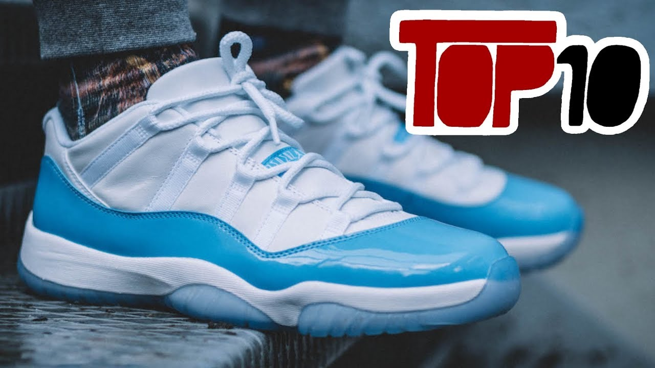 Top 10 Jordan Shoes Of 2017 For Under $100