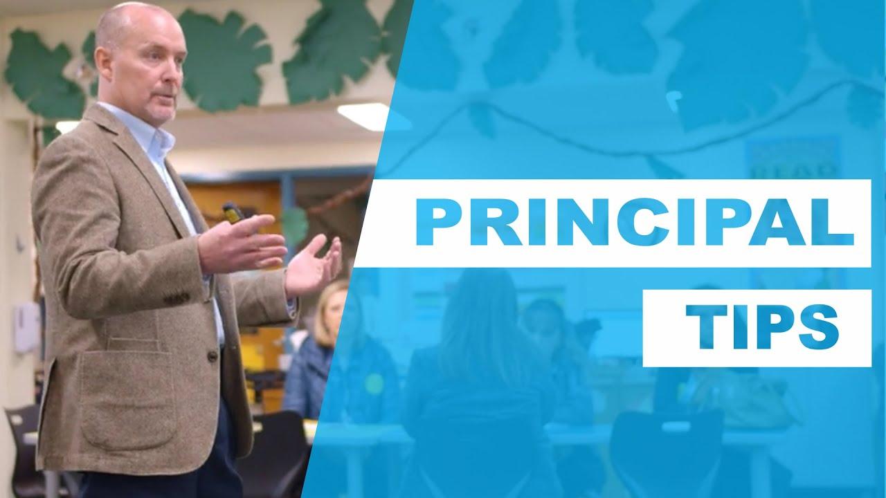 Turning Around Campus Culture - Principal Tips