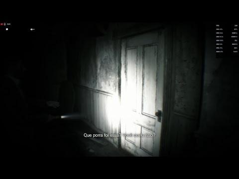 Jogando Resident Evil 7 Na R9 380 4gb + FX 8350