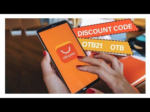Aliexpress coupon code / get discount now