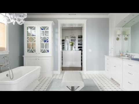Gray And Blue Bathroom Tile Ideas