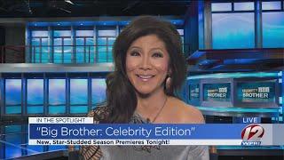 Julie Chen talks Big Brother: Celebrity Edition