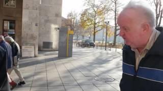 Zeig Du mir, dass es Gott gibt. Diskussion zwischen Abou Nagie und einem Schweizer Atheisten