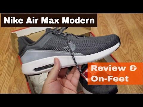 Nike Airmax Modern SE Review & On Feet YouTube