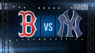 4/10/15: Red Sox battle to defeat Yanks in 19