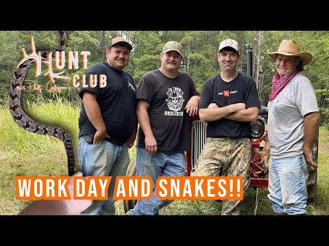 8-21-20_Hunt Club | Work Day | Video 1