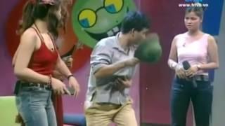 GALA CƯỜI 2004 - Karaoke - Hồng Hạnh, Thu Hương, Đức Khuê, Xuân Tùng