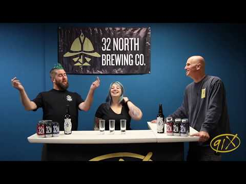 Beer for Breakfast ABV with 32 North Brewing