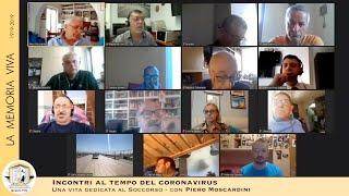 Piero Moscardini, una vita dedicata al Soccorso