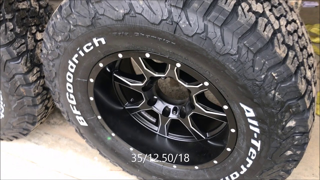 Bfg Ko 2 >> New Bfg All Terrain Ko2 S For The Duramax Youtube