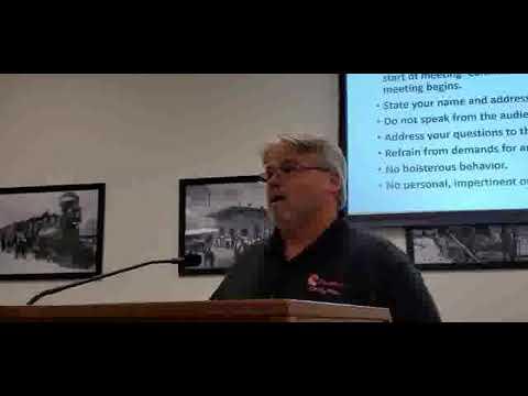 36 years a miner --Shane Thornton