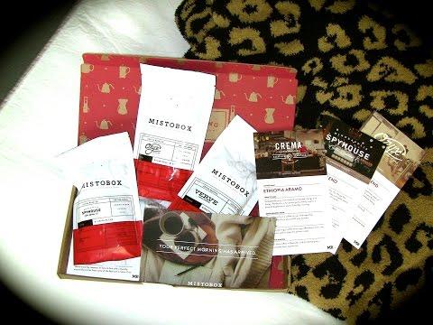 I LoVe CoffEE!! | Mistobox!!