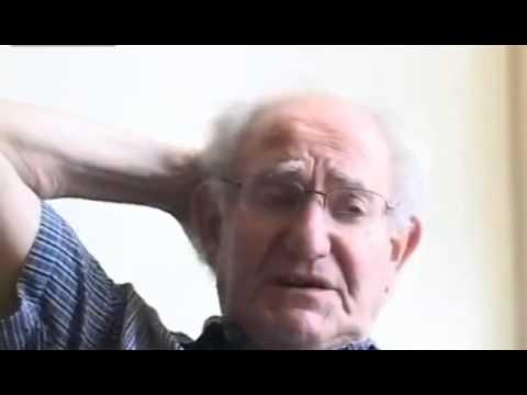 Auschwitz Survivor HAJO MEYER Tells The Truth About ZIONISM