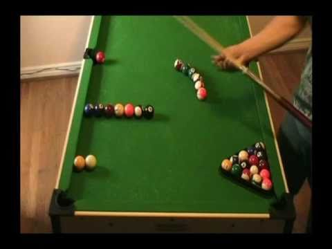 Amazing pool trick shots artistic pool full version - Awesome swimming pool trick shots ...
