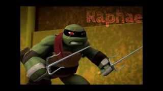 TMNT - Raphael (own style)