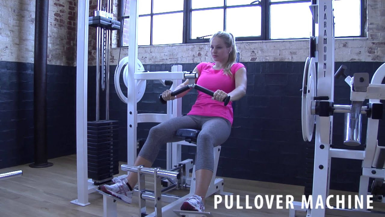 How To: Pullover machine [HD] - YouTube
