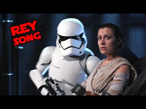 Funny Rey Song - SECOND TO LAST JEDI - Star Wars Musical