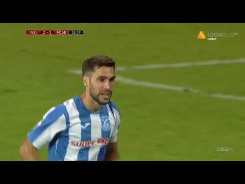 GOOOL! Poli Iași - FCSB 2-1. Passaglia înscrie, După O Nouă Gafă în Apărarea FCSB