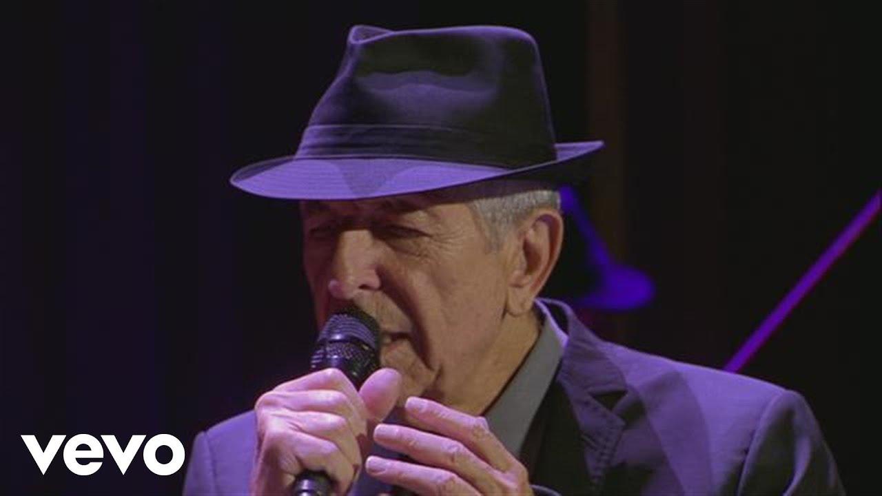 Download Leonard Cohen - Come Healing (Live in Dublin)