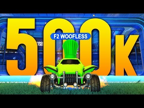 F2 PRACTICE SPECIAL (500,000 subs!)