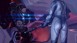 Raynor and Kerrigan Escape from Research Facility (Starcraft 2: Heart of the Swarm)