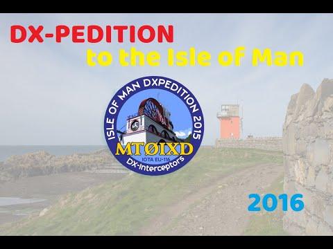 MT0IXD - Isle of Man Dx-Pedition 2016