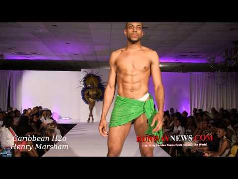 Caribbean H2o - Caribbean Catwalk Fashion Show - June 28, 2013
