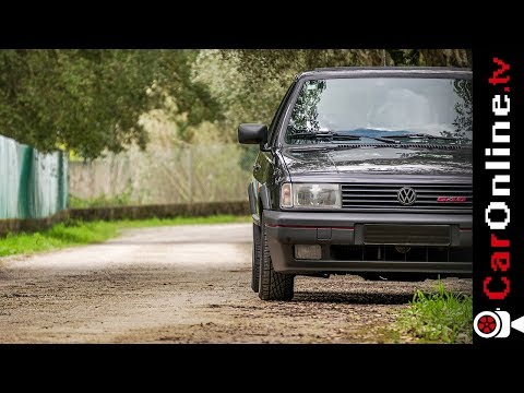 TENS MEDO de CURVAS? | VW Polo G40 [Review Portugal]