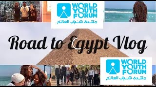 ROAD TO EGYPT / WORLD YOUTH FORUM 2018 /WYF2018