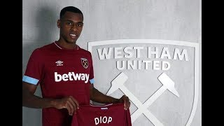 WEST HAM BREAK TRANSFER RECORD TO SIGN ISSA DIOP !!!