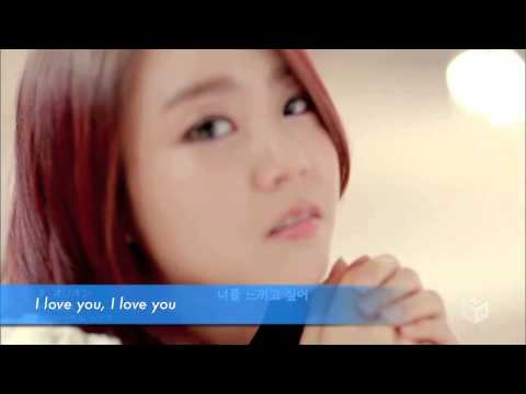 Because of Love (사랑 때문에) MV - Han Seungyeon (KARA)