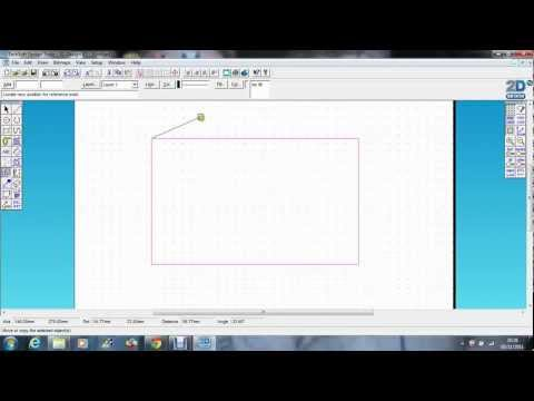 Techsoft 2D Design - Using Grids