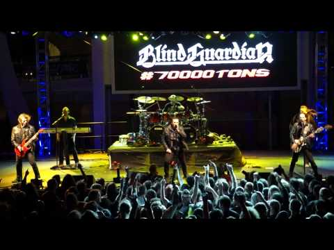 Blind Guardian  70000 Tons of Metal 2015 The Script for my Requiem