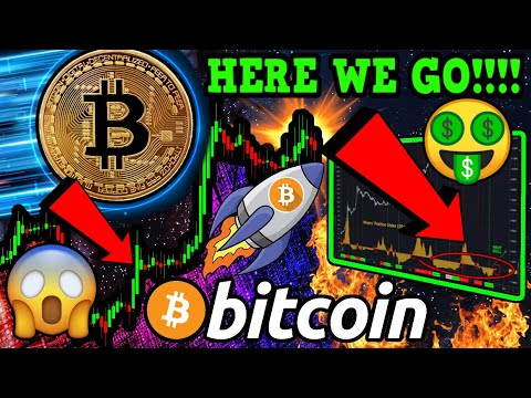 IT'S HAPPENING!!! BITCOIN BULL SIGNAL CONFIRMED!! RECORD BREAKING STREAK!!